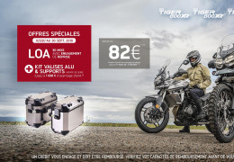 OFFRE BAGAGERIE - TIGER 800